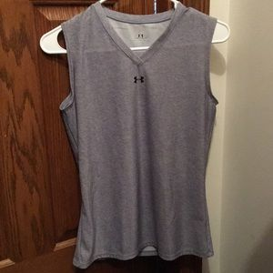 Women's UA workout tank
